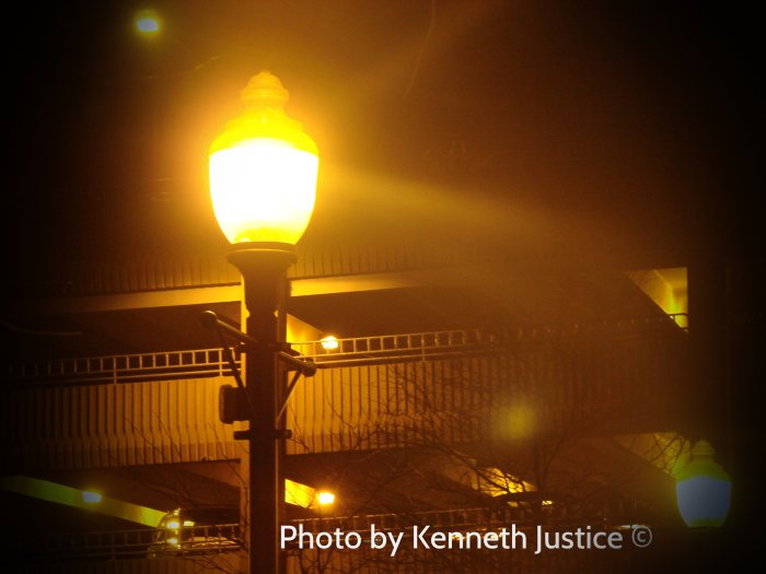 Relevance is like a lamppost - without the lamp we are bumping into things in the dark - The lamppost is relevant to our life
