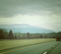 A picture from my recent trip to Atlanta - somewhere in the Appalachian mountains