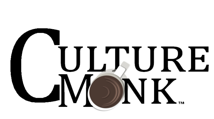 The new Culture Monk logo, an exciting day for me!